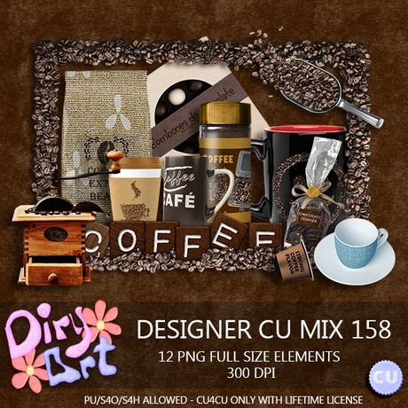 Designer CU Mix 158