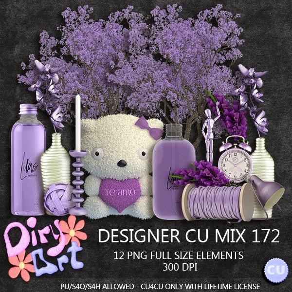 Designer CU Mix 172