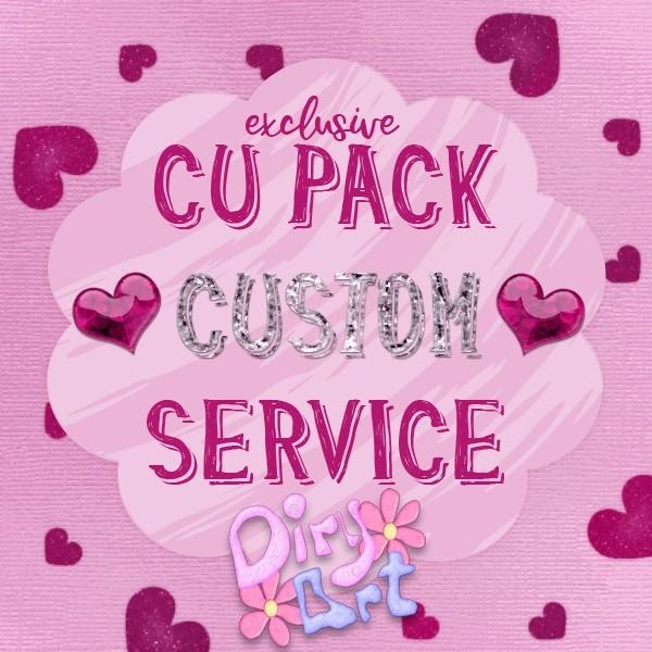 EXCLUSIVE CU CUSTOM pack