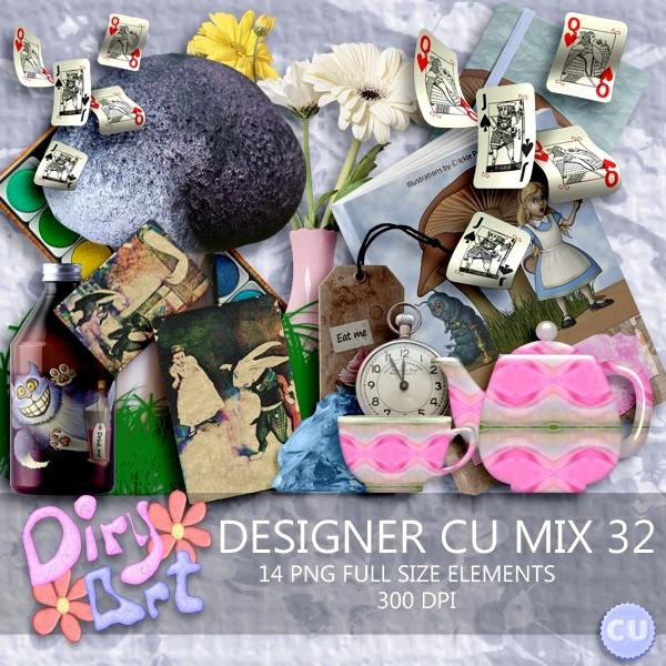 Designer CU Mix 32