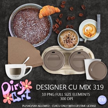 Designer CU Mix 319
