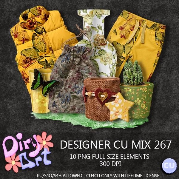 Designer CU Mix 267