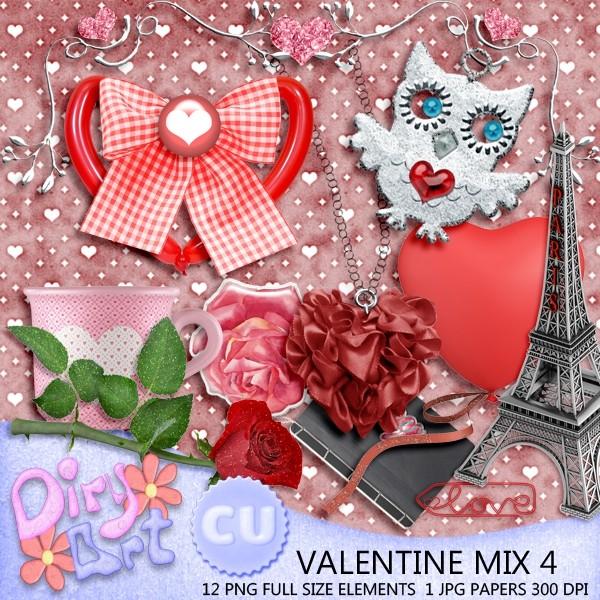 Valentine Mix 4