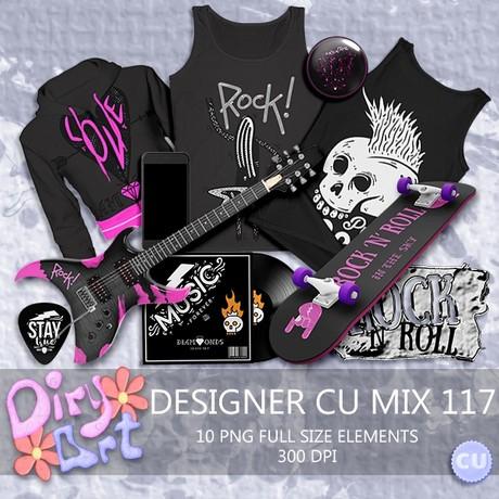 Designer CU Mix 117
