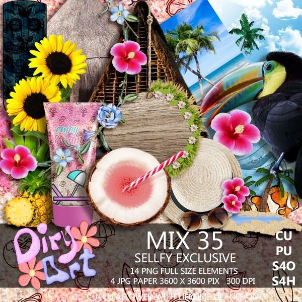 Exclusive Mix 35