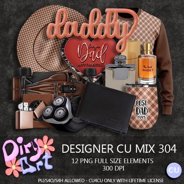 Designer CU Mix 304