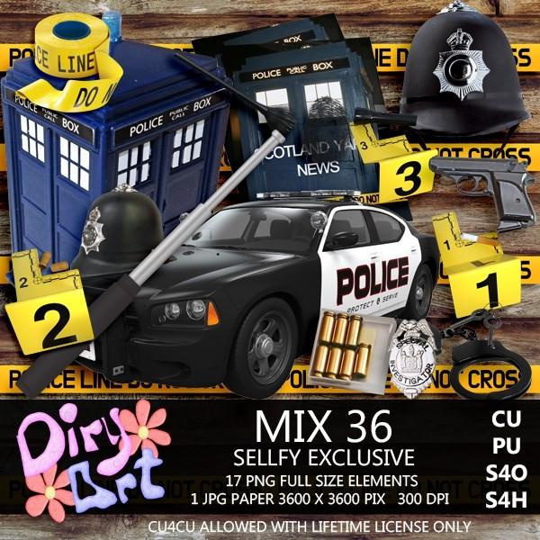 Exclusive Mix 36