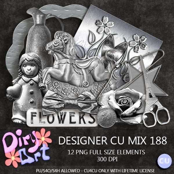 Designer CU Mix 188