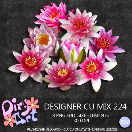 Designer CU Mix 224