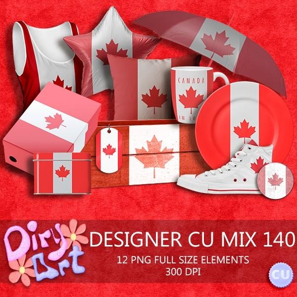 * Designer CU Mix 140 *