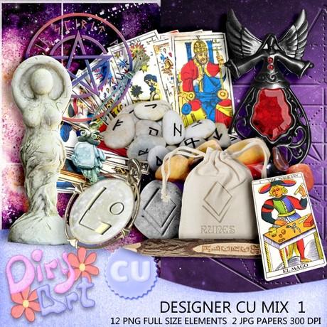 * Designer CU Mix 1 *