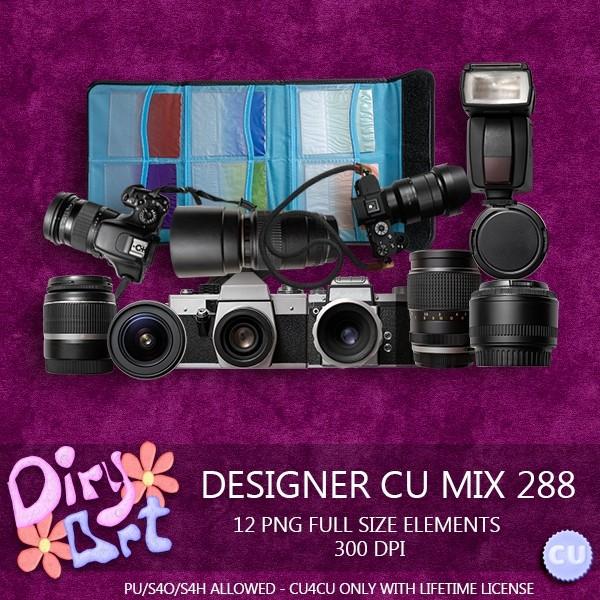 Designer CU Mix 288