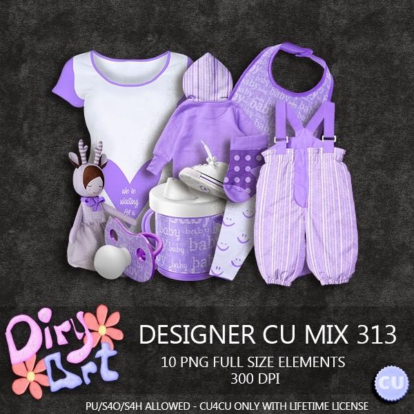 Designer CU Mix 313