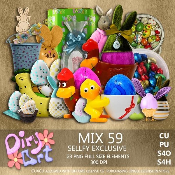 Exclusive Mix 59