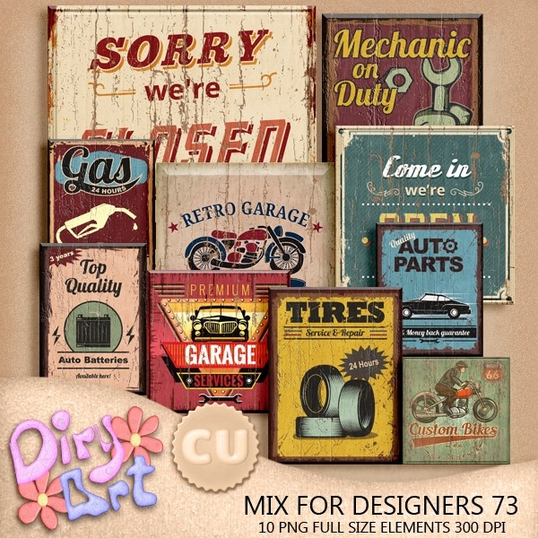 Mix for Designers 73