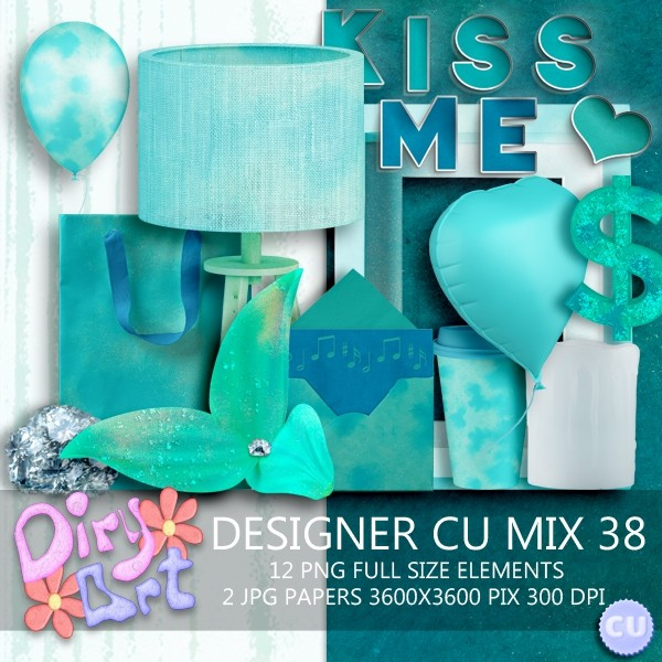 Designer CU Mix 38