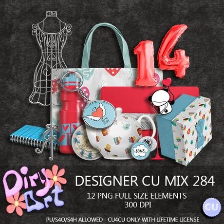 Designer CU Mix 284