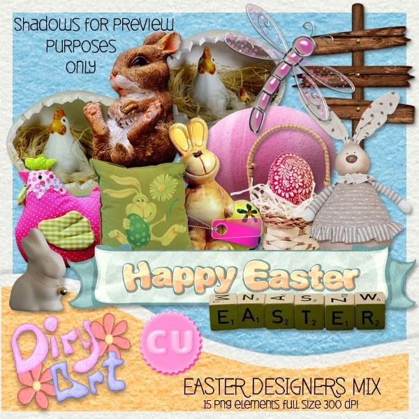 * Easter *