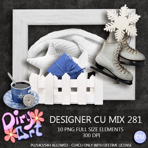 Designer CU Mix 281