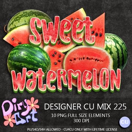 Designer CU Mix 225