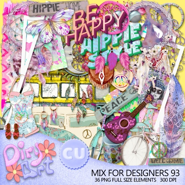 Mix for Designers 93