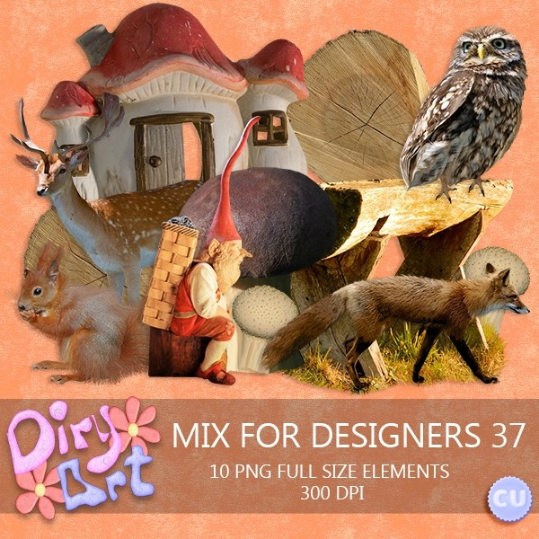 * Mix For Designers 37 *