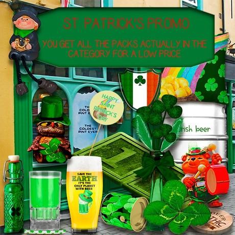 St. Patrick's promo