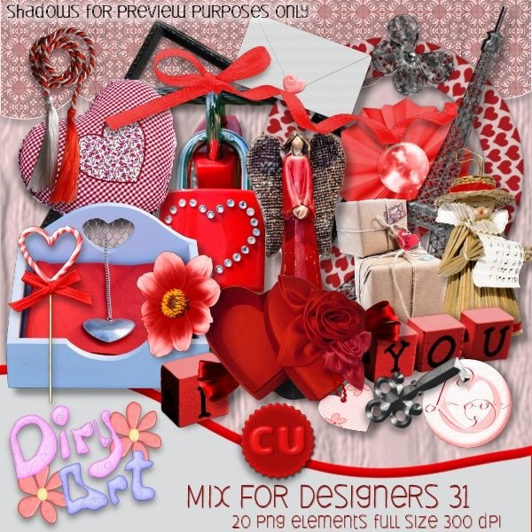 * Mix For Designers 31 *