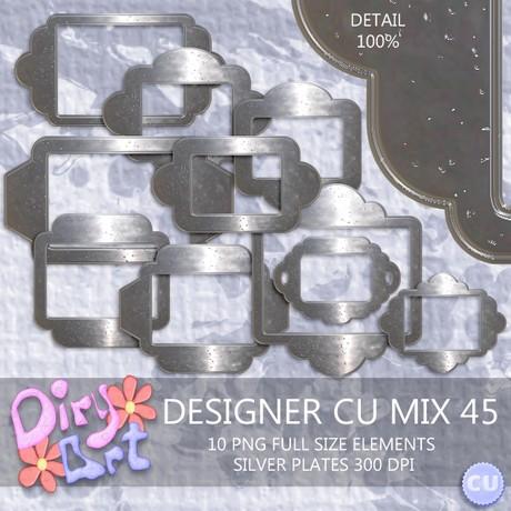 Designer CU Mix 45