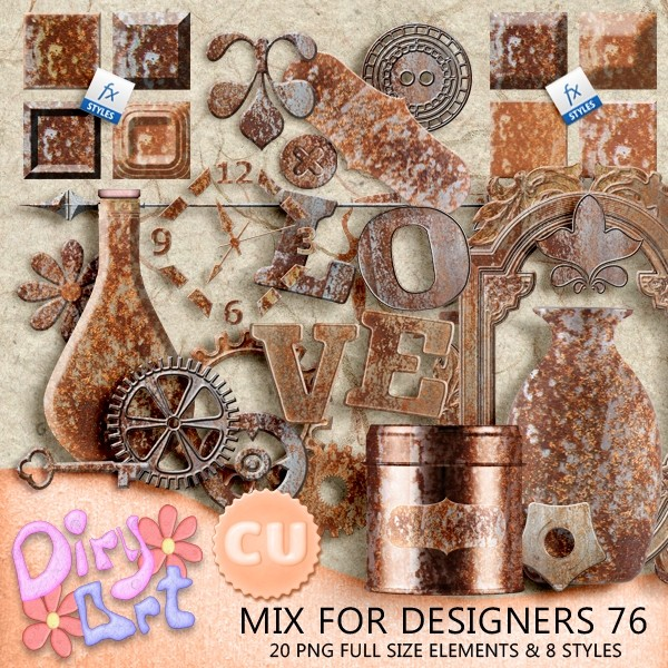 Mix for Designers 76