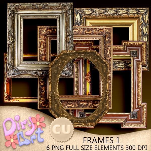 * Frames Vol 1 *