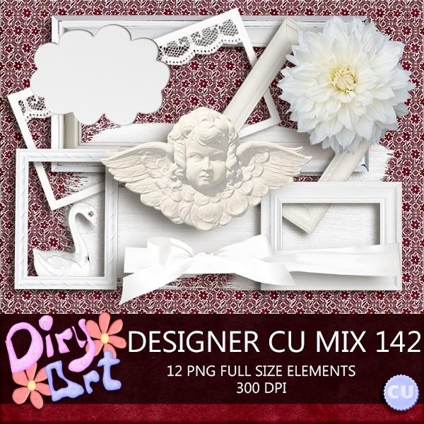 * Designer CU Mix 142 *
