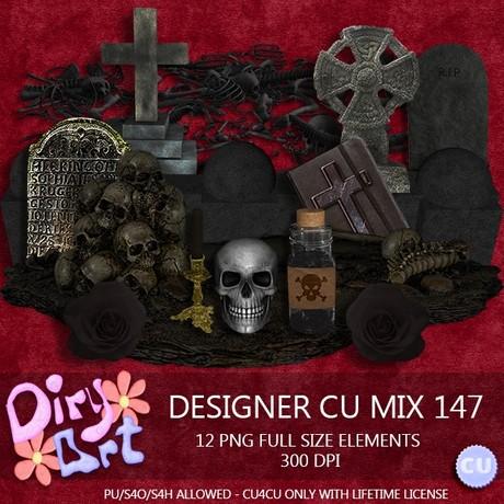 Designer CU Mix 147
