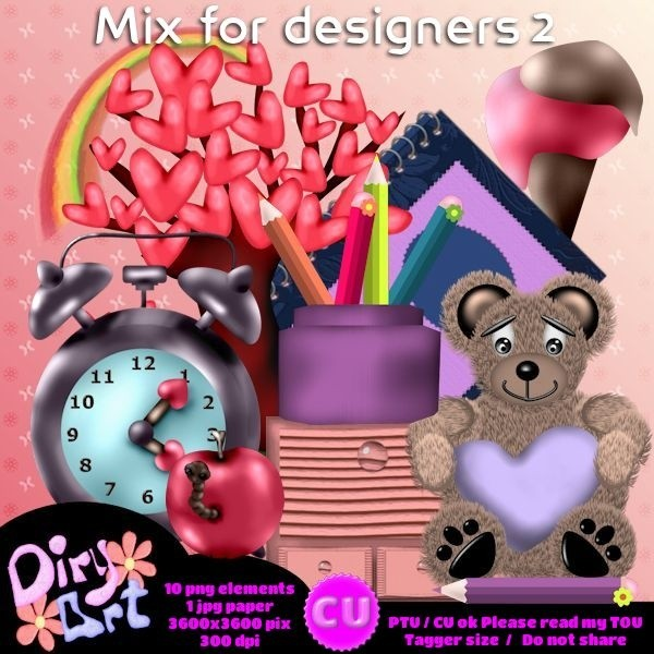 Mix for Designers 2