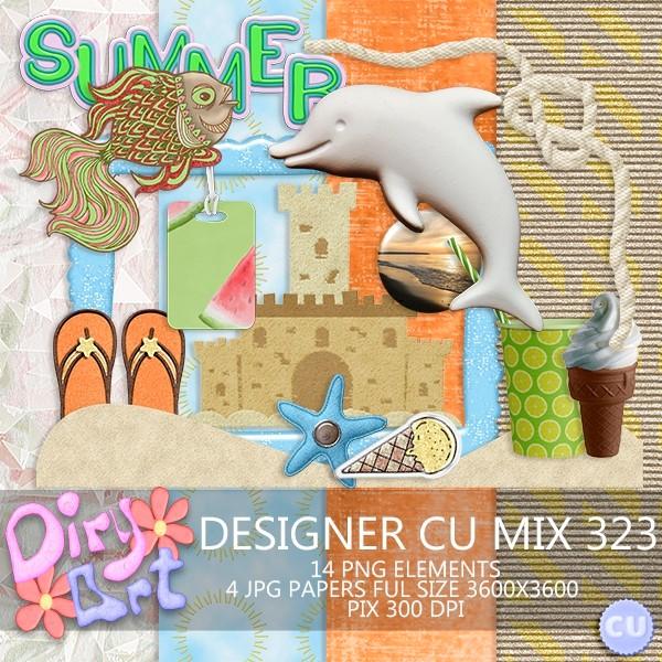 Designer CU Mix 323