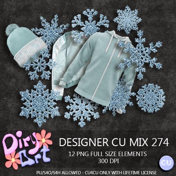 Designer CU Mix 274