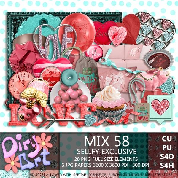 Exclusive Mix 58
