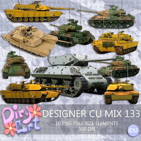 * Designer CU Mix 133 *