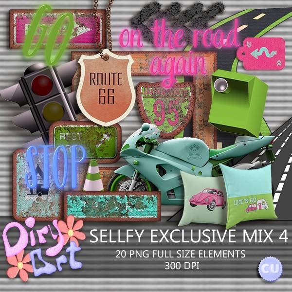 Exclusive Mix 4