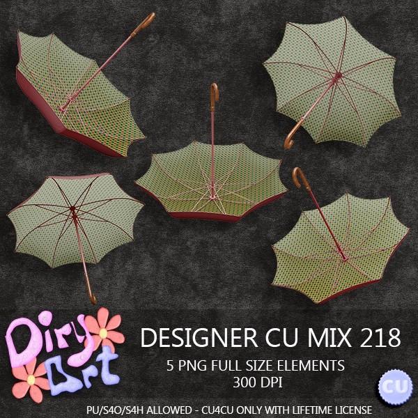 Designer CU Mix 218