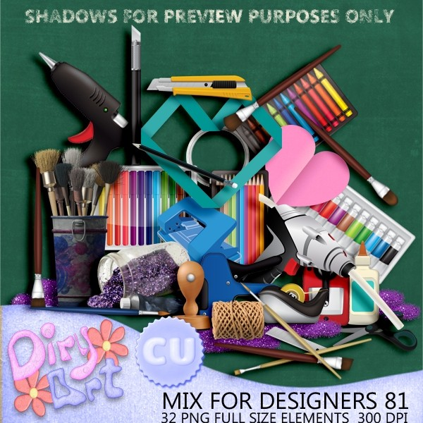 Mix for Designers 81
