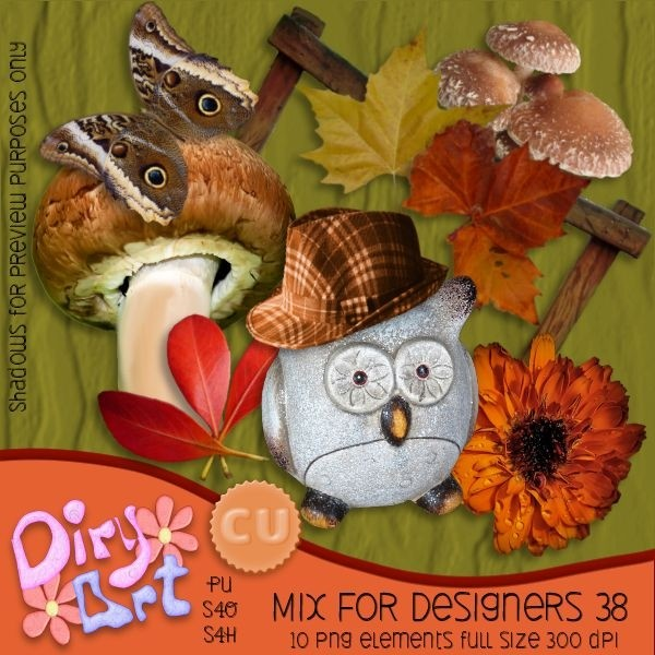 Mix for Designers 38