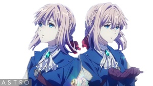Violet Evergarden Showcase (2018 Project File)