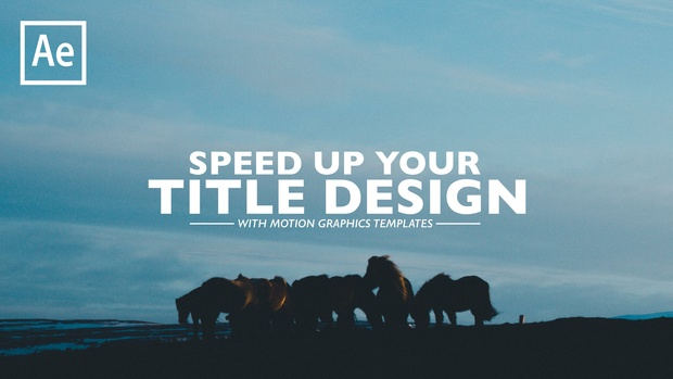 CINEMATIC TITLE Motion Graphics TEMPLATES Premiere - Premiere pro motion graphics templates