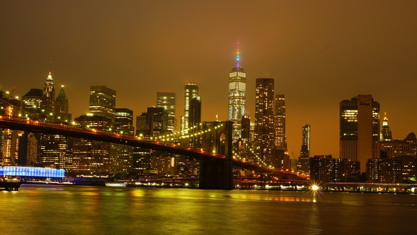 New York City Timelapse Stock Footage
