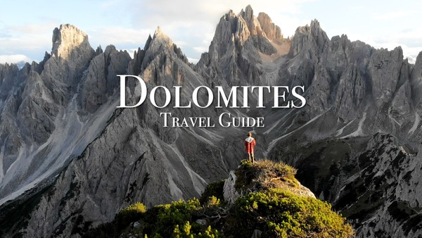 Ultimate Dolomites Travel Guide