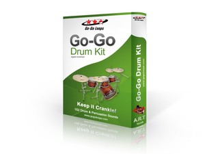 Go-Go Drum Kit