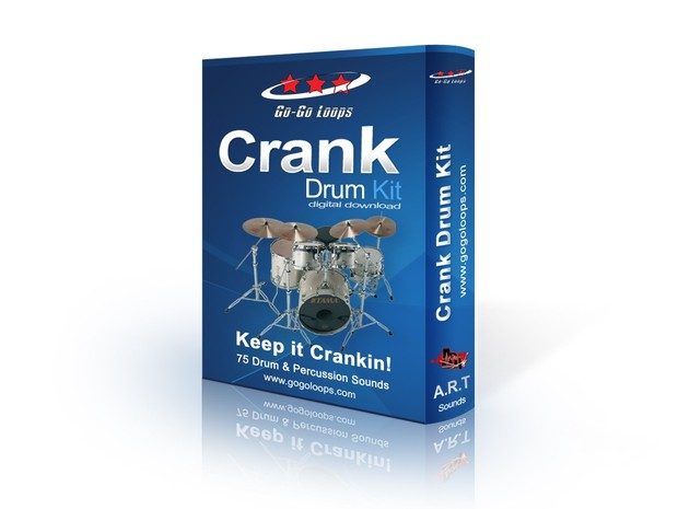 Crank Drum Kit