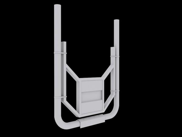 [3D MODEL] Rear Part