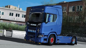 [ETS2 - ADDON] Scania NextGen Bottom Tuning Pack